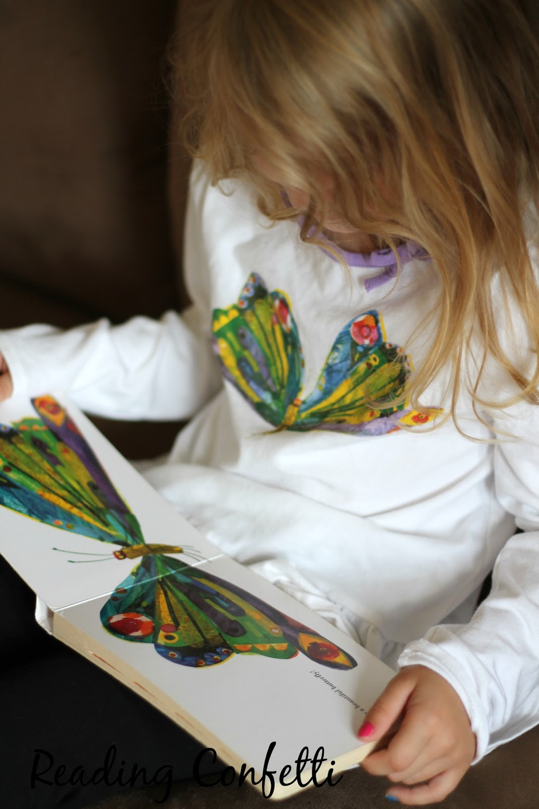 Eric Carle Inspired Clothes and Book Activites