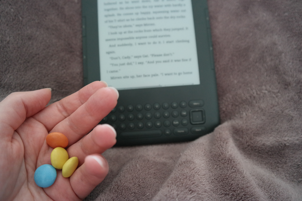 Handful of Smarties, Kindle