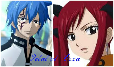Fairy Tail Couples Top Pictures 4
