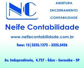 NEIFE CONTABILIDADE Abertura - Encerramento - Contabilidade