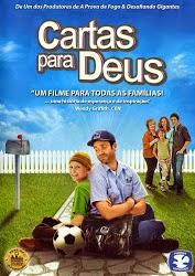 Filme Cartas Para Deus Dublado AVI DVDRip