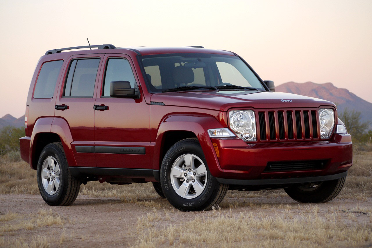 Good 2010 JEEP LIBERTY SPORT