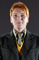 Bruxo do Mês de Junho: Fred Weasley   Ordem da Fênix Brasileira