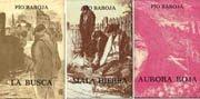 La lucha por la vida de Pío Baroja