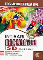 toko buku rahma: buku INTISARI MATEMATIKA Untuk SD Kl 4, 5, dan 6, pengarang yuli asmarani, penerbit pustaka setia