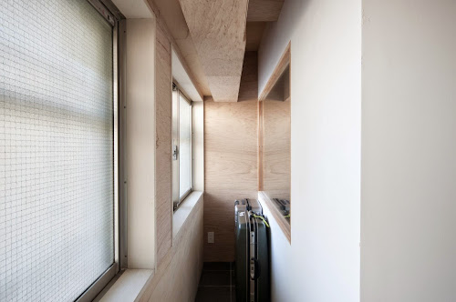 Apartment for K by Kurosawa Kawara-ten