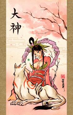 #11 Okami Wallpaper