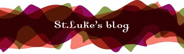 St Luke&#39;s Blog