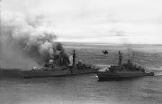Al final de Abril de 1982 las fuerzas Britanicas empiezan a desembarcar en .