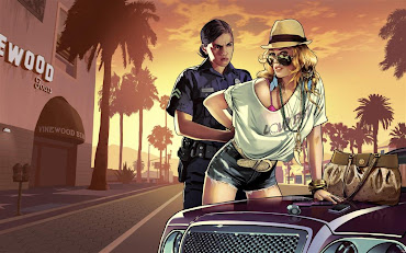 #9 Grand Theft Auto Wallpaper