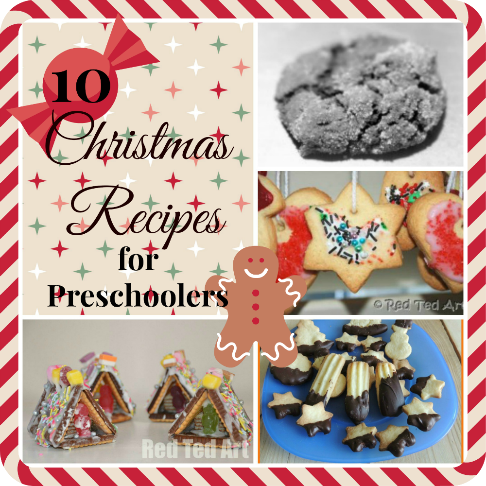 Mama Pea Pod: {Cooking With Kids - 10 Christmas Recipes ...