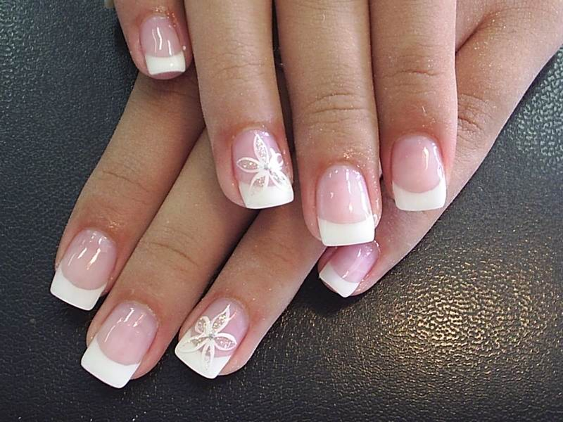 After Deciding Which Tip To Be Applied Apply Adhesive Is Mentioned Earlier The Nail And Place Acrylic Nails On Top Of Your