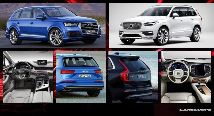 SUV  Audi UK