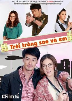Trời Trăng Sao Và Em - Tập 8/8 - Fah Krajang Dao