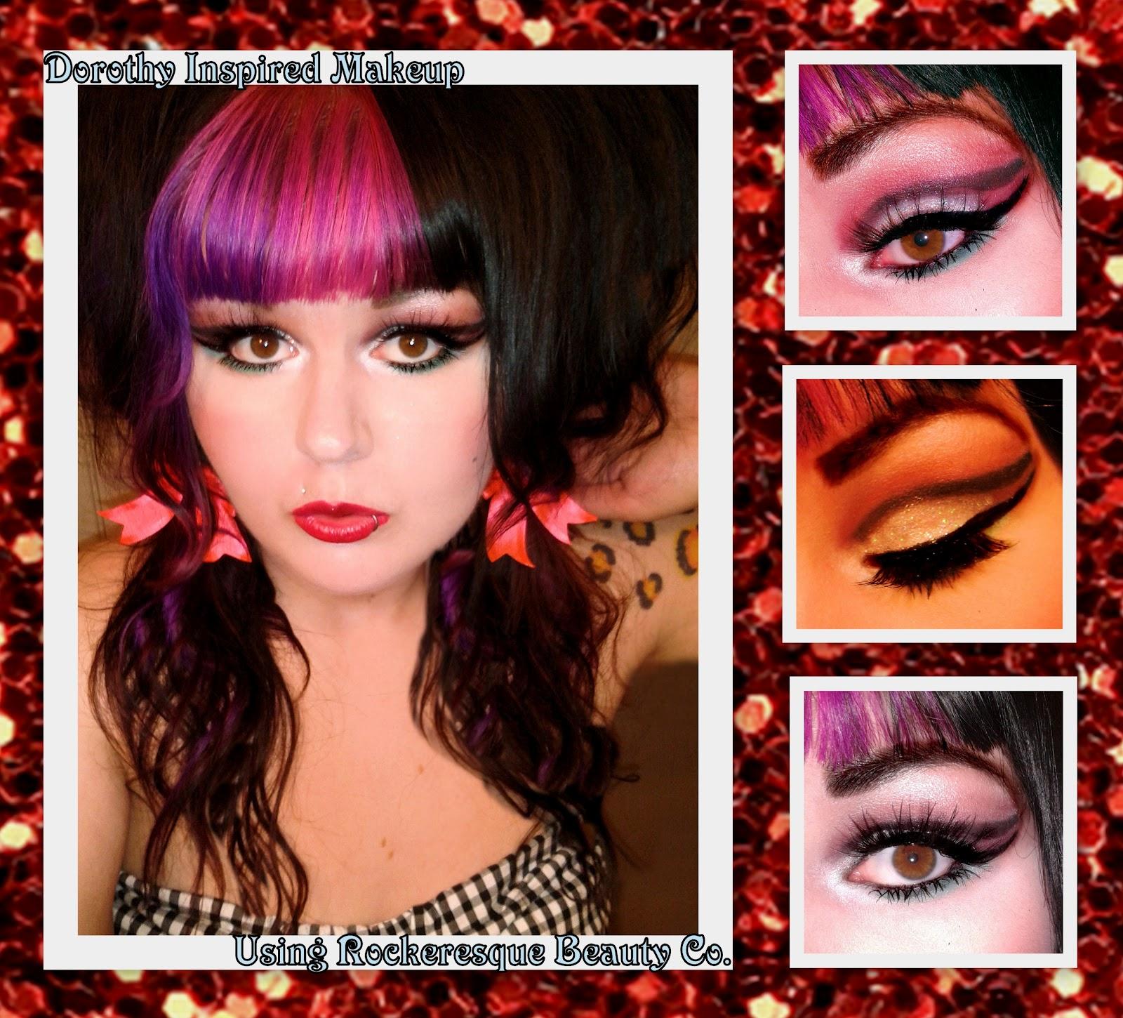 Shannon Shortcake (Makeup Addict): Midnight Ocean Look