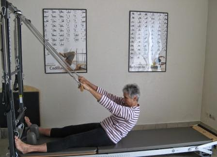 mouvements abdo en pilates