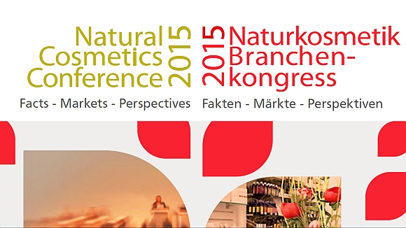 Natural Cosmetics Conference in Berlin