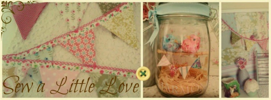 Sew a little love