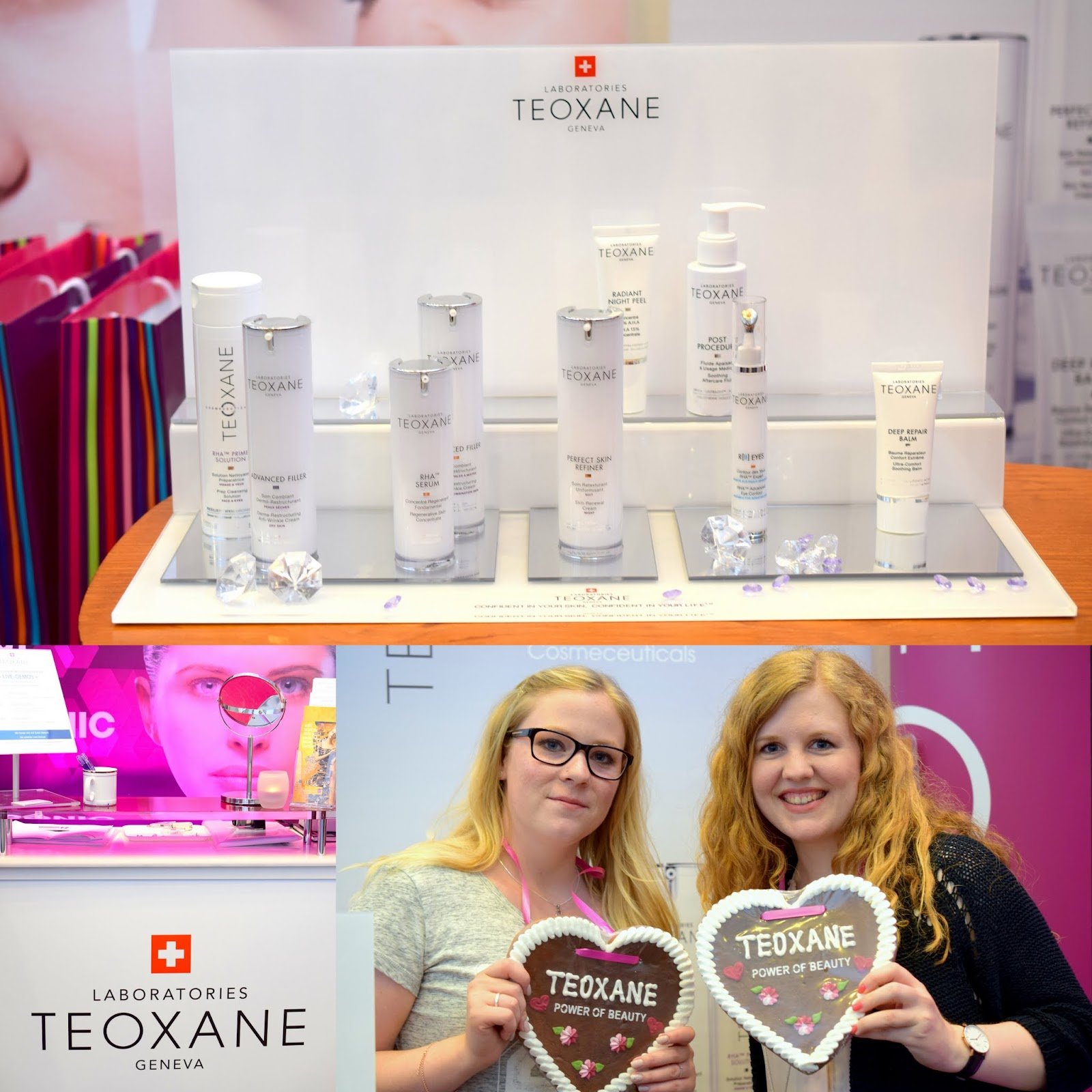 Beautypress Bloggerevent Juni 2015: Teoxane