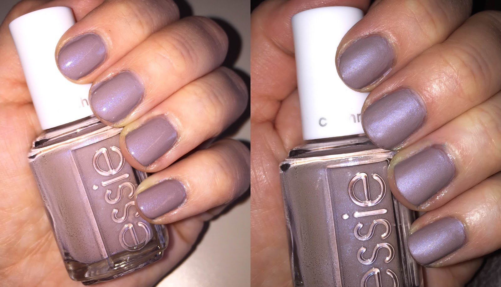 Essie Cashmere Matte Winter 2015 Collection Comfy In Nails