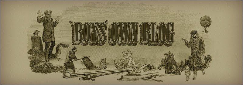 The Boys' Own Blog