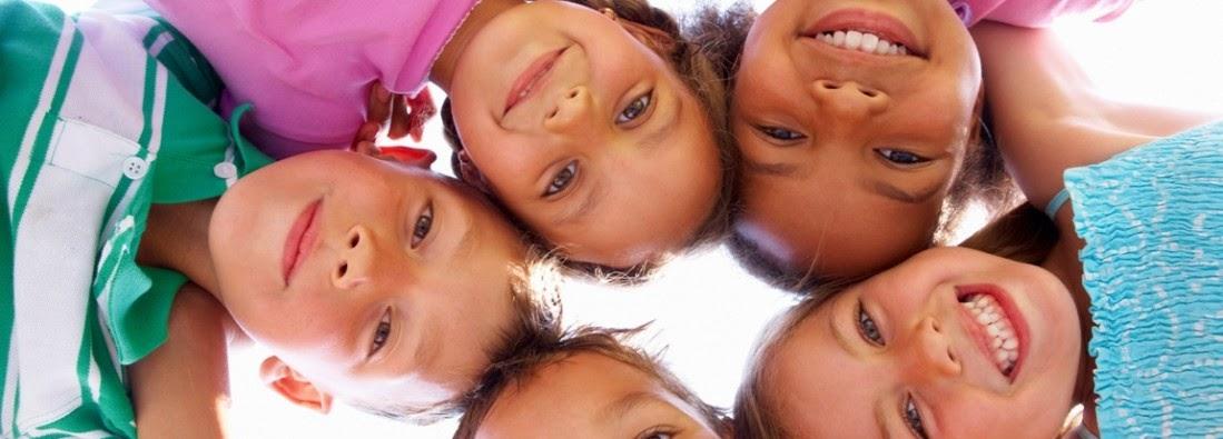 Toda criança merece ser feliz!