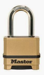 Master Lock M175XDLF Combination Padlock
