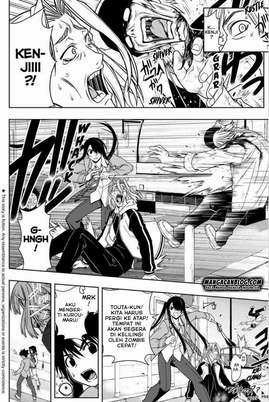 Komik uq holder 053 - buat latihan 54 Indonesia uq holder 053 - buat latihan Terbaru 2|Baca Manga Komik Indonesia