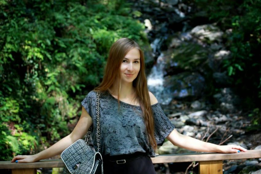 Сочи Роза Хутор лето 2014 Панда парк
