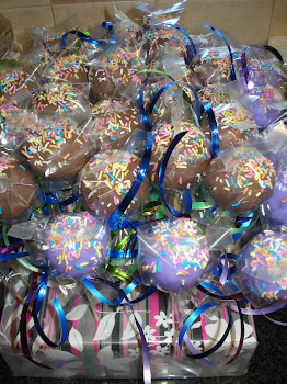 Larissa&#39;s Cake Pops