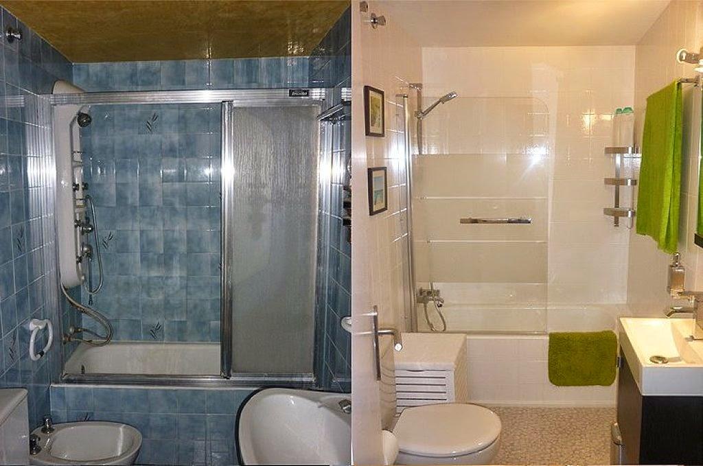 Muymuyyo renovamos los azulejos - Pinturas para azulejos de bano ...
