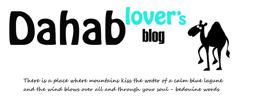 Dahab lover's blog