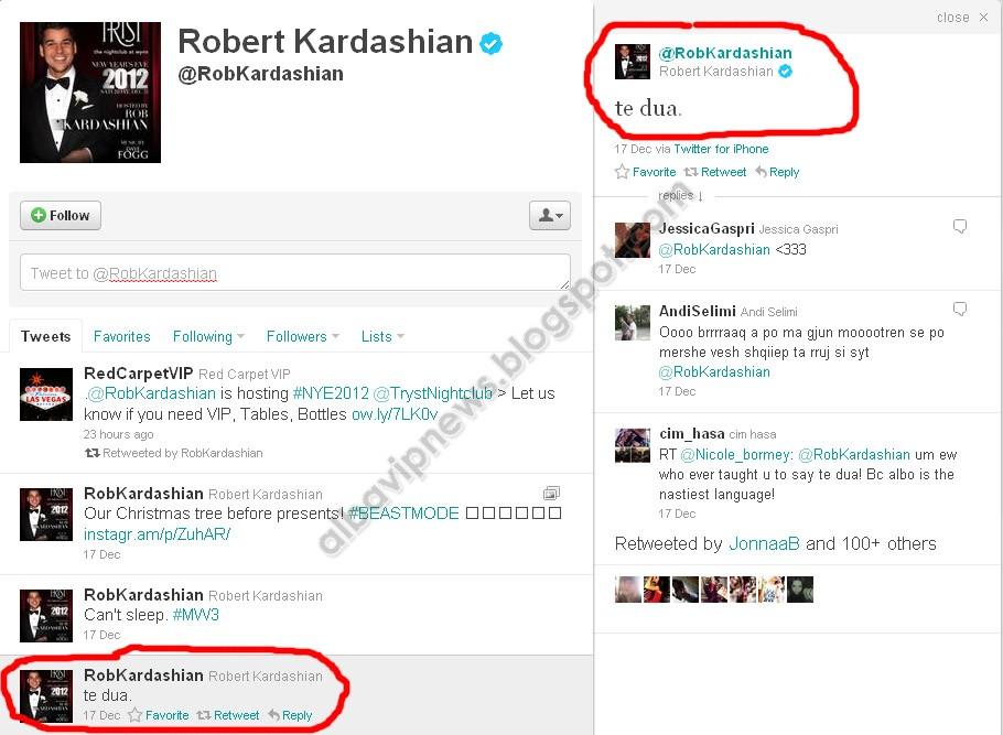 konfirmohet lidhja e rita ores rob kardashian flet shqip duket se