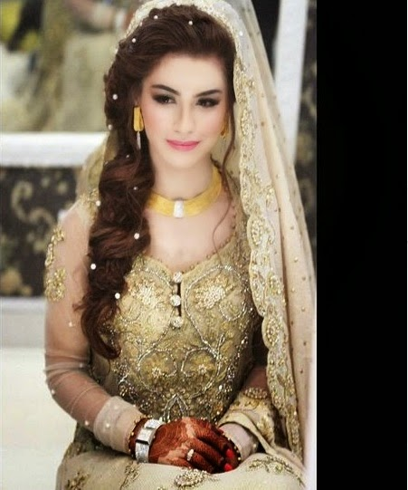 Exclusive pakistani stylish braid hairstyles