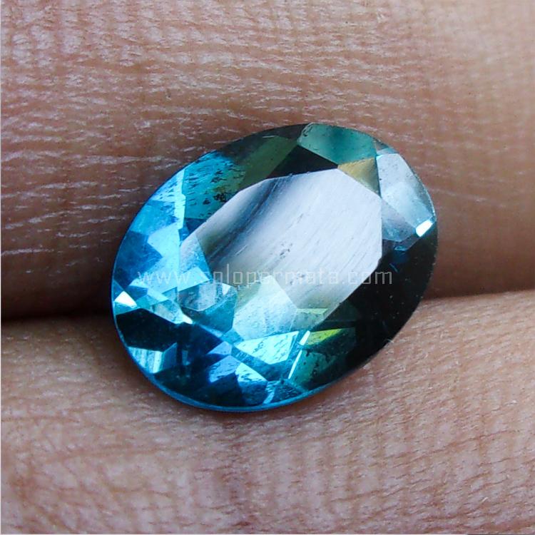 Batu Permata Blue Topaz - SP953