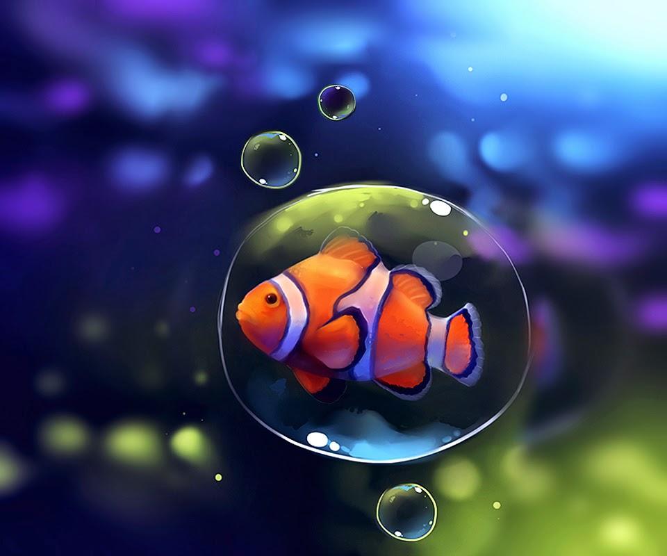 Wallpaper Desktop: Desktop HD Wallpapers Free Downloads: Clown Fish HD Wallpapers