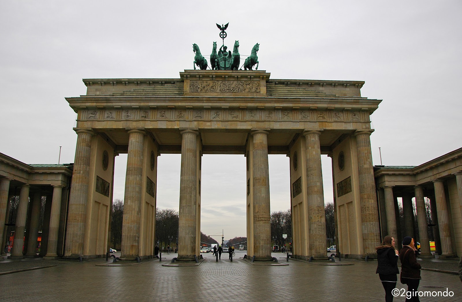 2giromondo top 5 di berlino - Berlino porta di brandeburgo ...