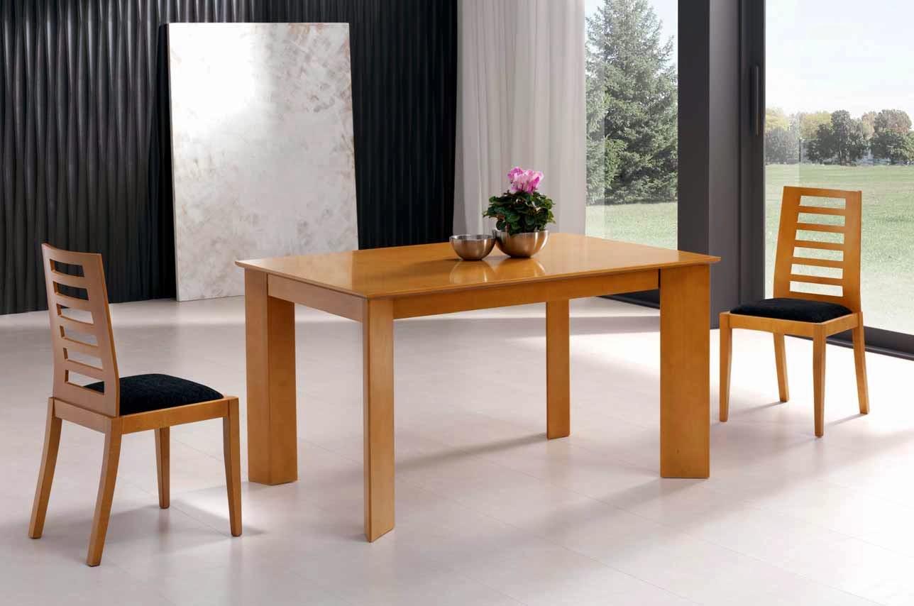 Mesas de comedor mesas de comedor de la coleccion helena for Mesa comedor rectangular