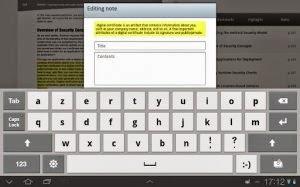 Mantano Reader Lite قراءة الكتب و الوثائق الالكترونية للاندرويد