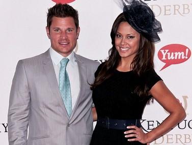 Nick Lachey And Vanessa Minnillo Wedding