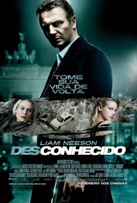 unknown poster 01 Desconhecido (Unknown) Dublado