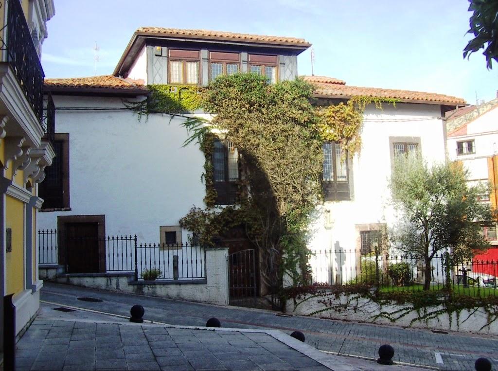 Casa rectoral, edificio de fines del XVIII