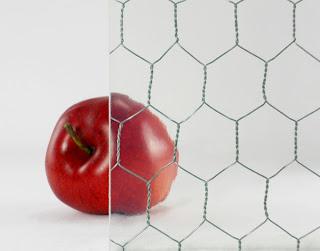 Kính lưới thép có thể sử dụng làm kính cửa chống cháy