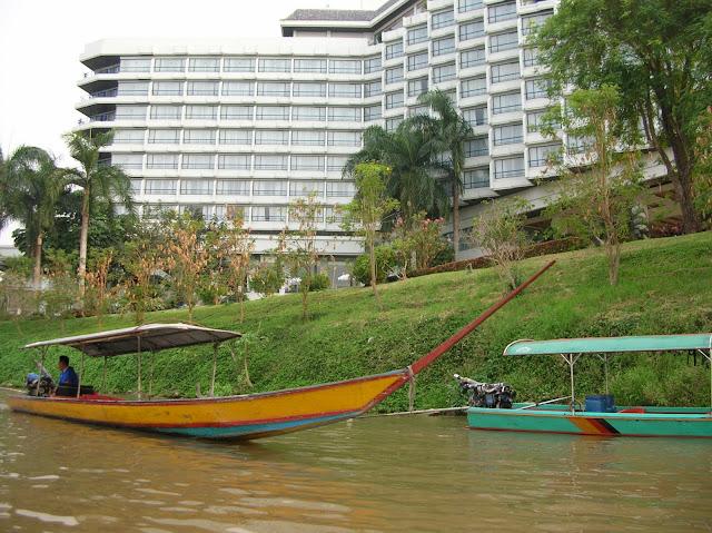chiang rai, thailandia