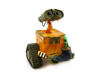 wall-e keepsake ornament