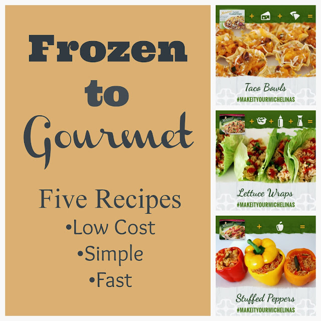 5 easy recipes using frozen meals with fresh ingredients to create something delicious. Love the lettuce wraps! #recipes