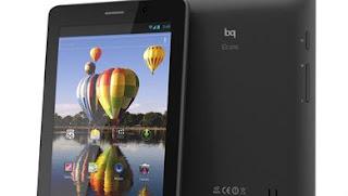 tablet bQ ElCano 100% español