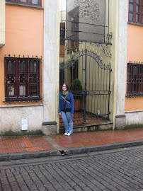 Me in La Candelaria District