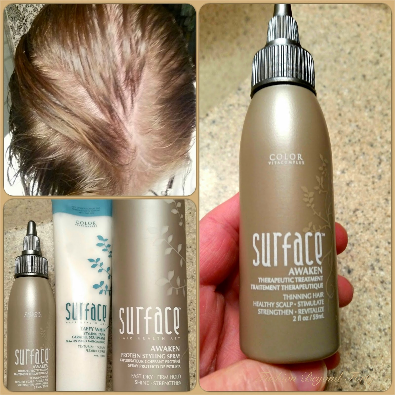 Surface Awaken Therapeutic Treatment