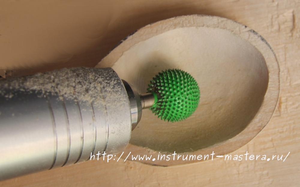 как изготовить своими руками деревянную ложку